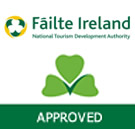 Failte Ireland Approved